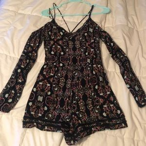 Kendall and kyle romper